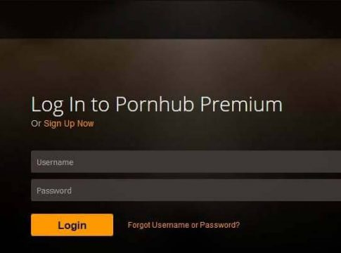 Free PornHub.com Premium Accounts (2019)