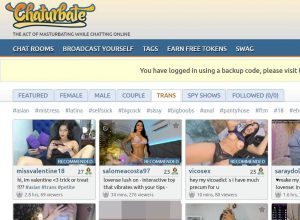 The Best Shemale Sex Cams Site? Chaturbate.com Review