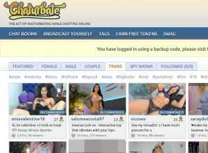 Chaturbate Shemale Review