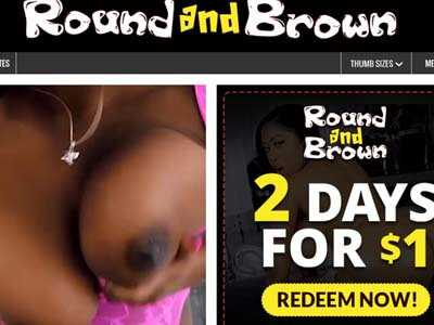 RoundAndBrown