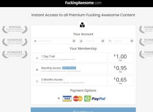 FuckingAwesome.com Review and Coupon Codes