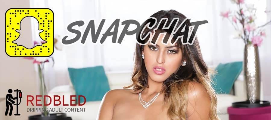 Snapchat namen pornostars