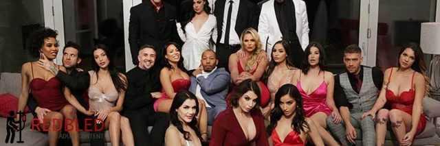 Top 30: Best Foursome Pornstars & Scene GIFs (2021)