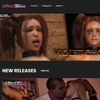 Affect 3D - CGI Porn Site