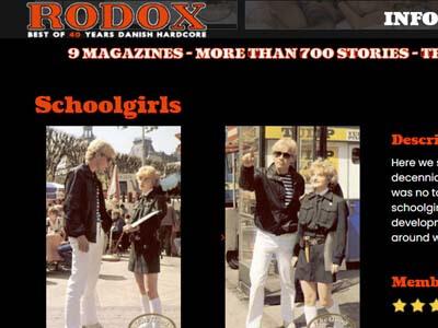 Rodox Porn Site