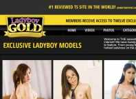 LadyboyGold.com Review and Coupon Codes