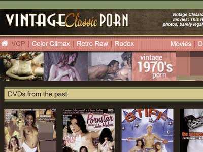 VintageClassicPorn Porn Site