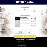 Mormon Girlz - MormonGirlz.com - Lesbian Porn Site