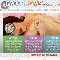 GroobyGirls - GroobyGirls.com - Shemale Porn Site