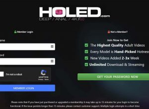 Holed - Holed.com - 4K Anal Porn Site