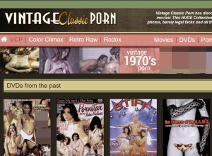 VintageClassicPorn.com Review and Coupon Codes