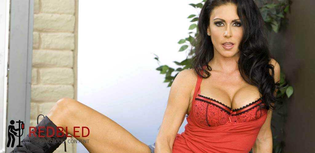 The last but not least US located pornstar escort, Jessica Jaymes. With  solid booty and colorful bio, you can count on this babe to make your day.