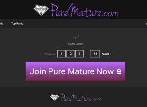 PureMature - PureMature.com - Mature Porn Site
