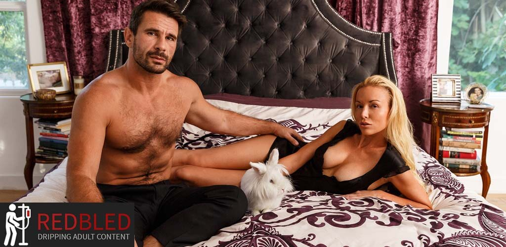 Kayden Kross and Manuel Ferrara
