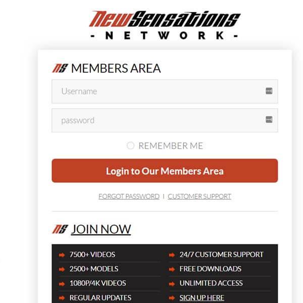 NewSensations - NewSensations.com - 4K Porn Site