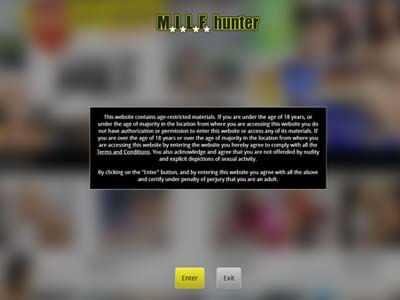 MILF Hunter - MILF Porn Site