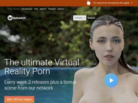 BaDoinkVR - VR Porn Site