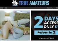 TrueAmateurs - Amateur Porn Site