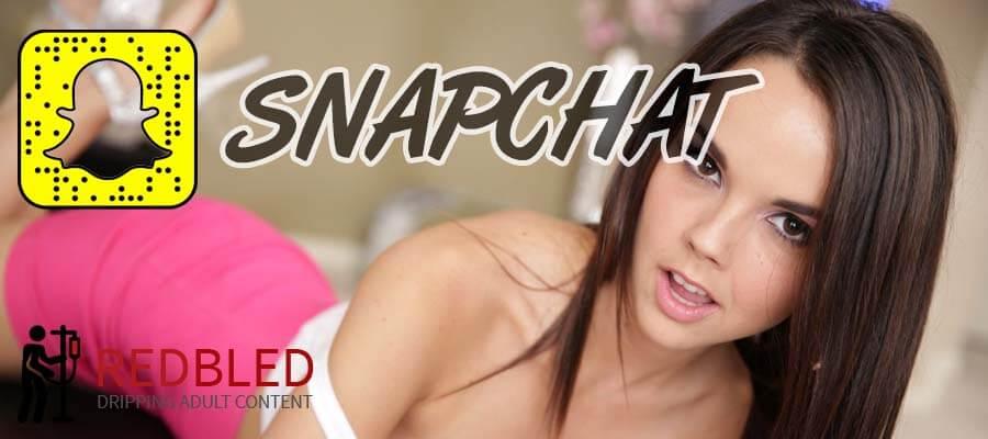 Pornostars snapchat namen The Best