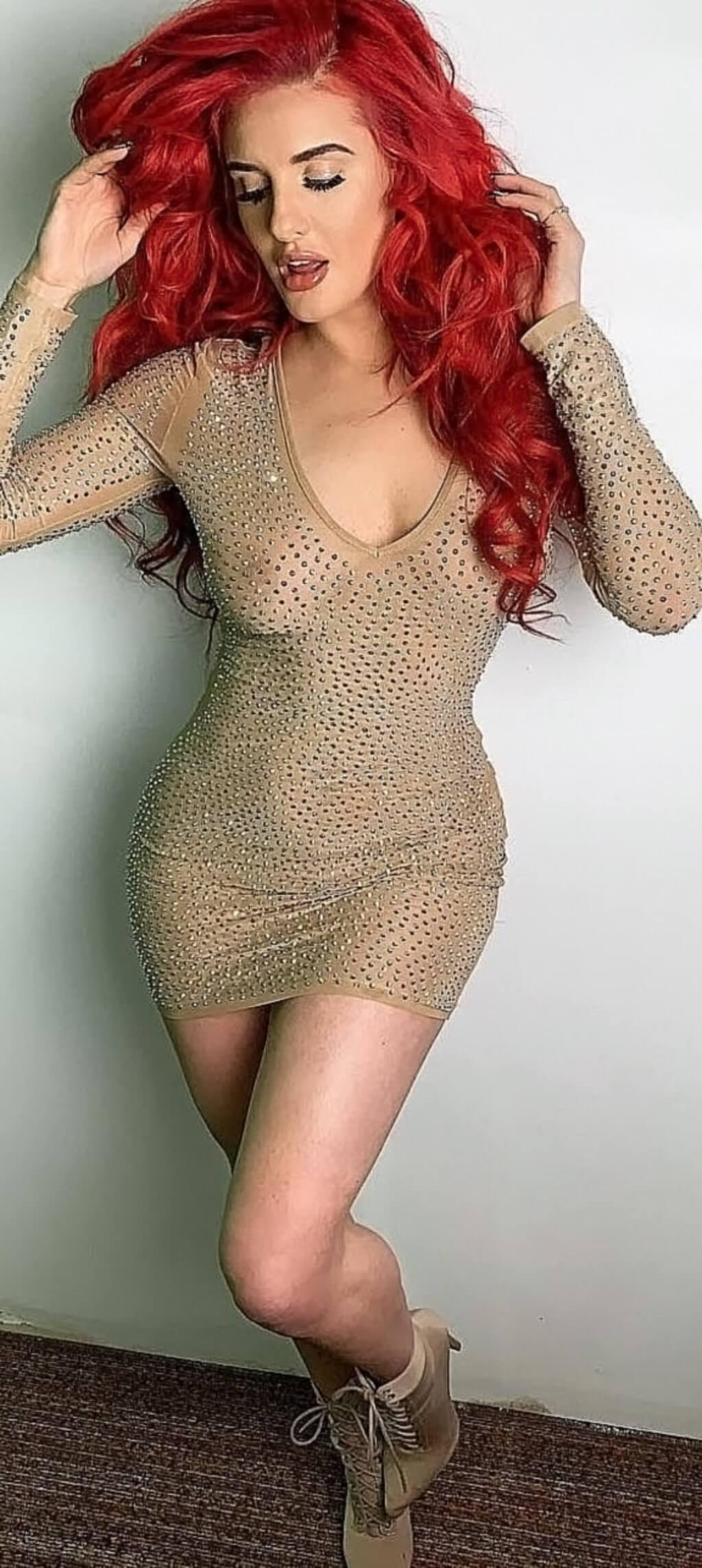 Justina Valentine Nude