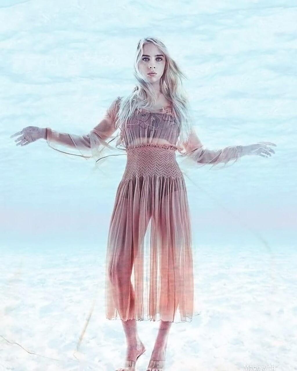 Billie Eilish Nude