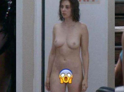Top 50: Alison Brie Nude Pussy & Sexy Tits Pictures (2021)