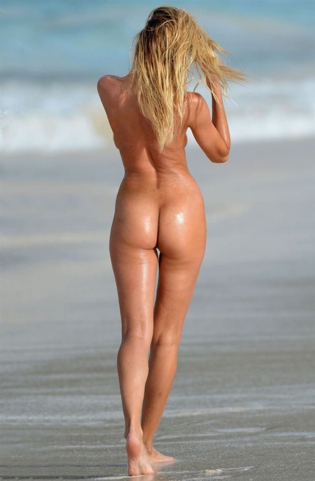 Candice Swanepoel Nude Pussy